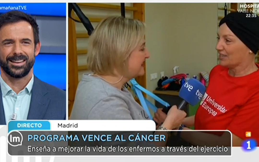 VEnCe en RTVE: Programa «La mañana»